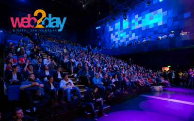 AlloMarcel au Web2Day 2016 à Nantes