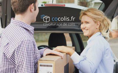 Cocolis ou le covoiturage de colis à petit prix!