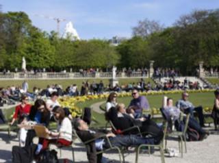 AlloMarcel dans Paris : au jardin du Luxembourg mardi 16 juin.