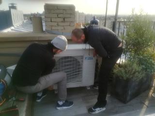 Entretenir un système de chauffage : le cas de la pompe à chaleur