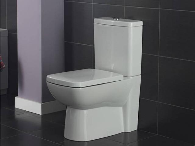 Pose de toilettes