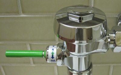 Réparation d'une chasse d'eau