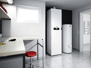 Installation et fourniture d'une chaudière à condensation ELM Acleis