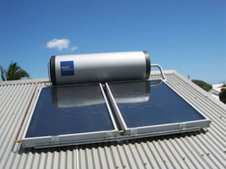 Le chauffe eau solaire : économies et écologie