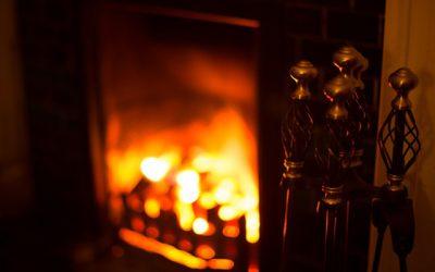 Ramonage d'une chaudière ou d'une cheminée à bois