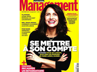 AlloMarcel dans le magazine Management