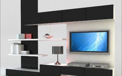 Votre meuble TV sur mesure