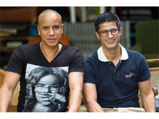 Didier et Olivier, serruriers 2.0