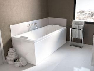 Passer d'une douche à une baignoire