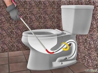 Toilettes bouchées : que faire ?