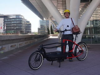 Les artisans à vélo: Jean-François, le plombier cycliste Bordelais
