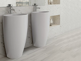 6 vasques pour votre salle de bain
