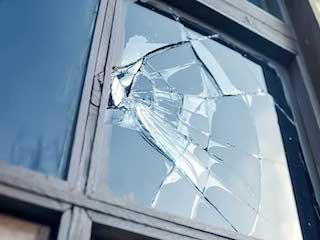 Ma fenêtre est cassée