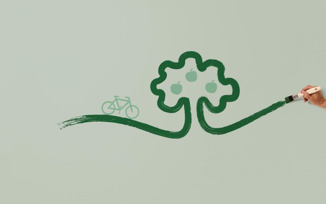 La peinture écologique