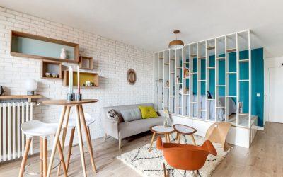 Optimiser son espace avec des meubles rétractables