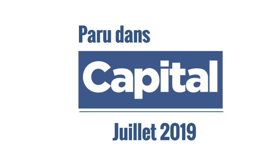 Capital parle de nous : 23 mai 2019