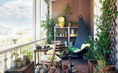 Astuces pour aménager un balcon ou une terrasse