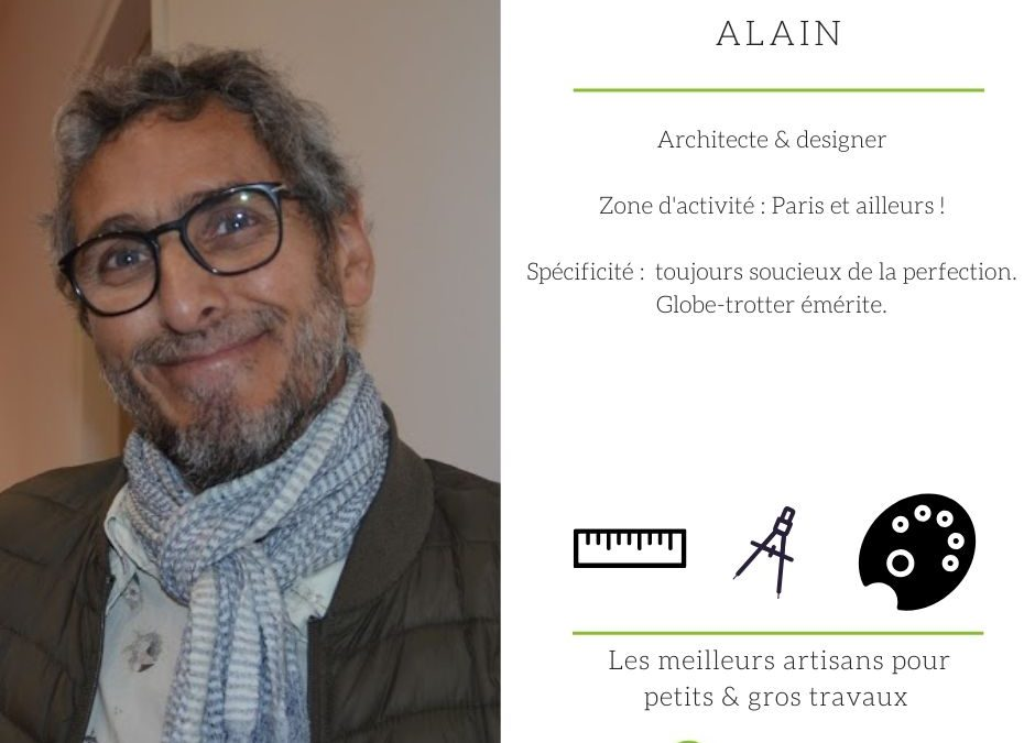 Alain, ou l'architecte hétérodoxe.