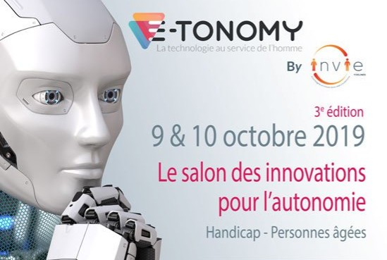 AlloMarcel au Village de l'Habilité de Demain – Salon E-TONOMY 2019
