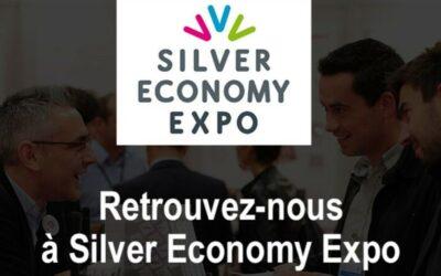 AlloMarcel au village des Startups de la SilverExpo 2019